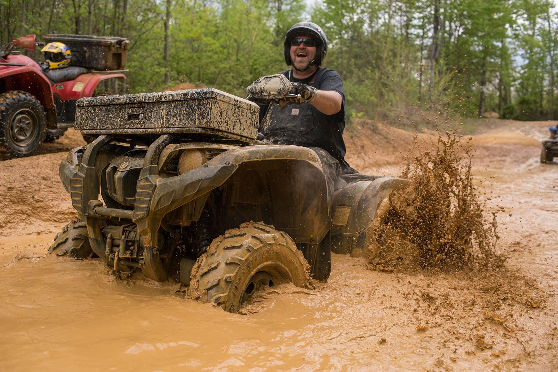 Craig Watson Photo | Brimstone ATV Park, Tennessee